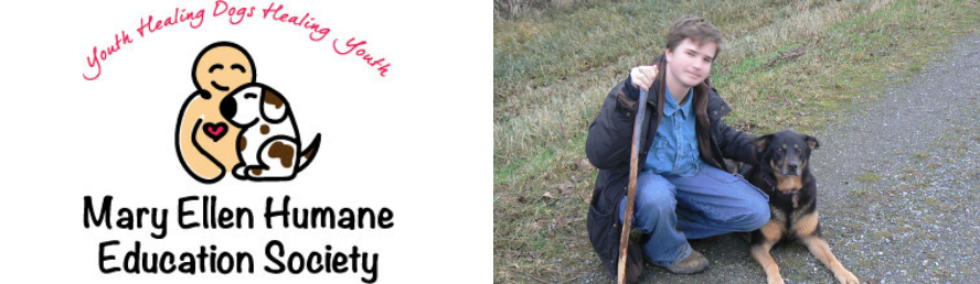 Mary Ellen Humane Education Society Logo