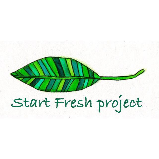 The Start Fresh Project Logo