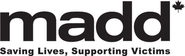 MADD Canada - Central Okanagan Chapter Logo
