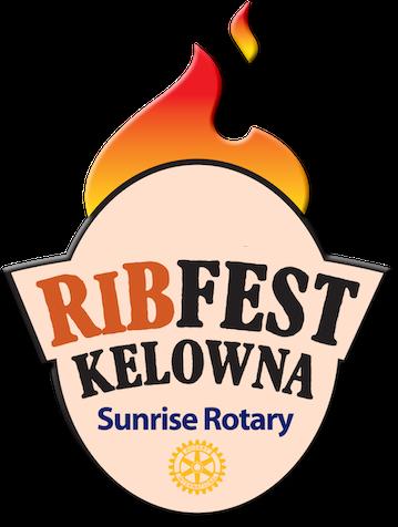 Interior Savings Sunrise Rotary RIBFEST 2019 Logo