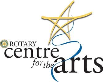 Rotary Centre for the Arts Logo