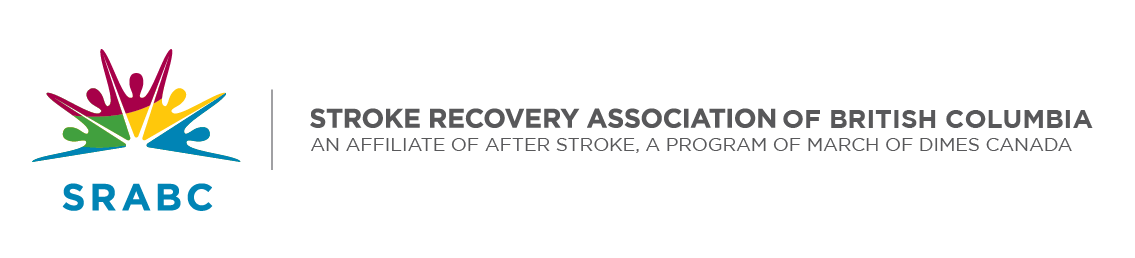 Stroke Recovery Association of B.C. Logo