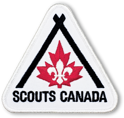 Scouts Canada - Central Okanagan Scouts Logo