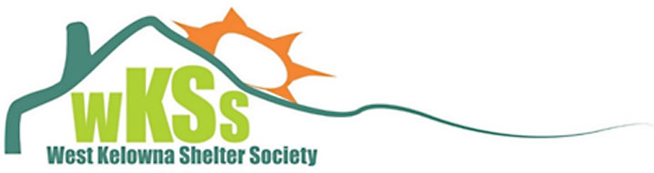 West Kelowna Shelter Society Logo